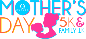 mothers day 5k logo